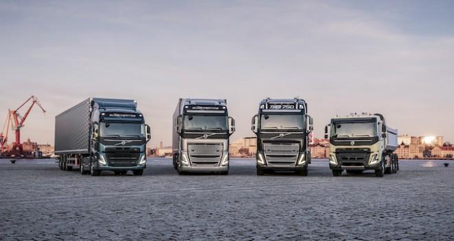Sürücü odaklı yeni nesil Volvo Trucks araçlar tanıtıldı