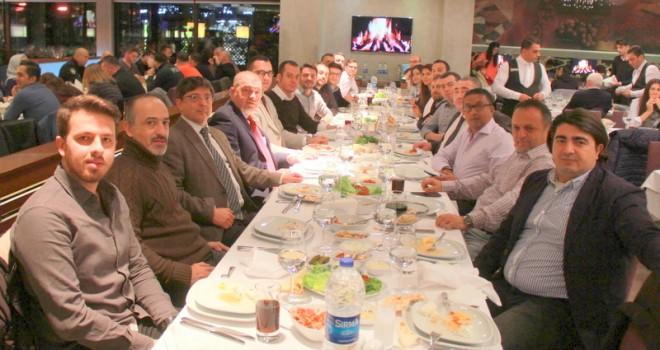 WCS Türkiye ailesi yeni yılda buluştu
