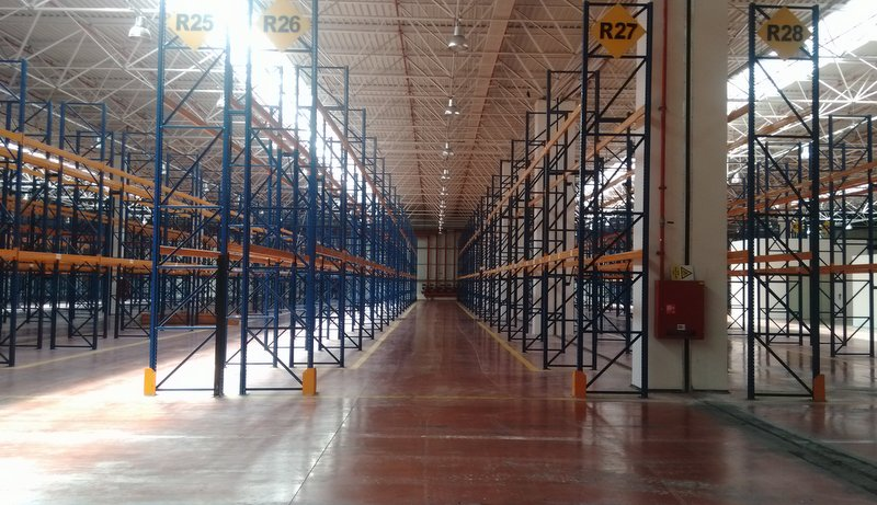 2 yeni yatırım daha yaptı ve 100 bin 800 metrekarelik depolama alanına ulaştı
