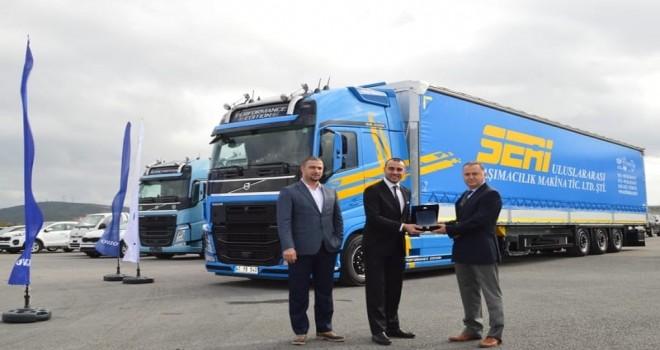 Seri Uluslararası Taşımacılık filosunu  Volvo Trucks Performance Edition ile güçlendirdi