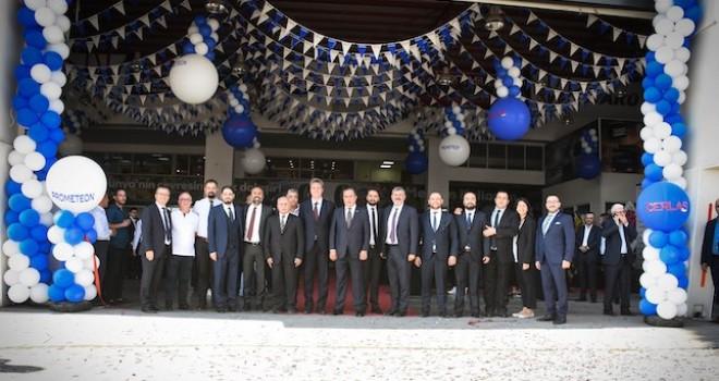 Prometeon Türkiye'nin Ankara'daki yeni iş ortağı Derlas Otomotiv oldu