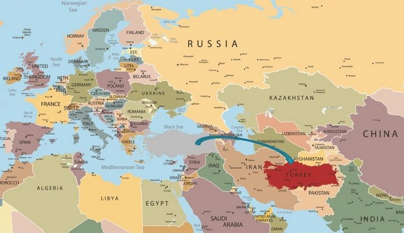 Bulgaristan, Türkiye'nin lojistikteki coğrafi avantajını bitiyor!