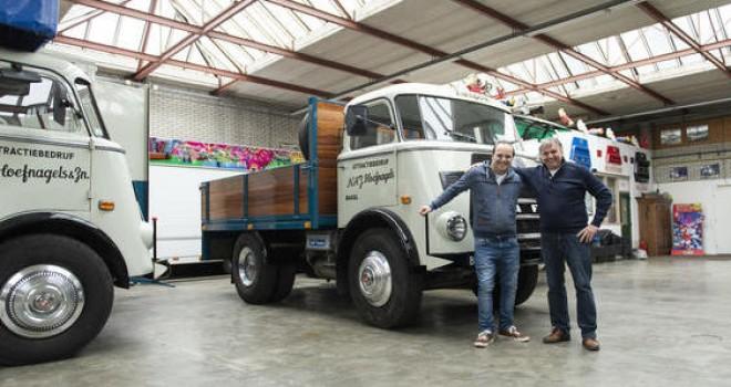 DAF'ın A1600 kamyonu 50 yıldır yollarda...