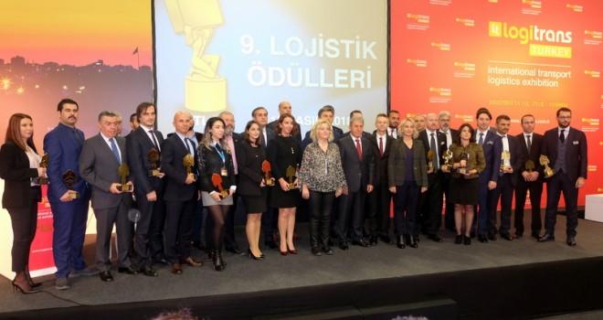 Atlas Lojistik Ödülleri'nin sahipleri belli oldu