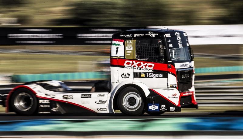 19 ülkeden 180 kamyon sürücüsüne ev sahipliği yaptı