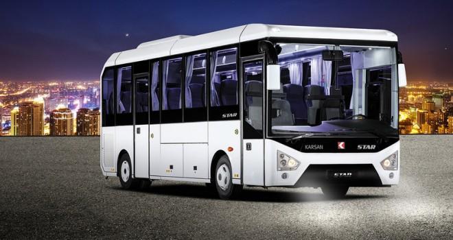 Karsan'dan Sürücüye Alkol Testi Uygulayan, Öğrencilerin Araçta Unutulmasını Engelleyen Otobüs