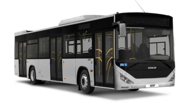 Ürdün Amman'ın 100 otobüslük ihalesini Otokar kazandı