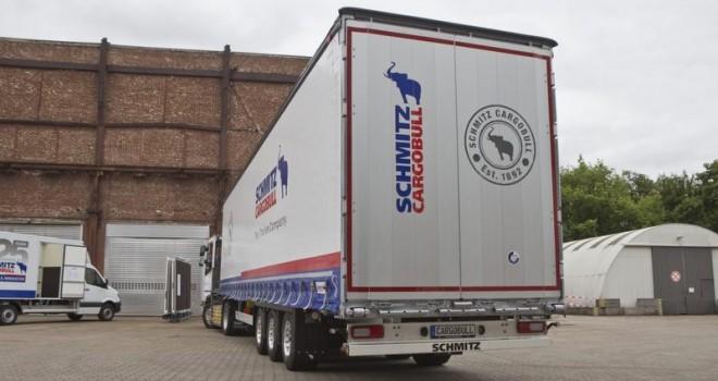 """Schmitz Cargobull'un """"SmartTrailer"""" konseptine Treyler İnovasyon 2019 ödülü"""