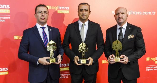Fevzi Gandur Logistics'e 3 ödül