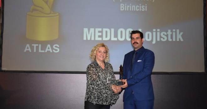 Medlog'a Yılın Demiryolu OperatörüÖdülü