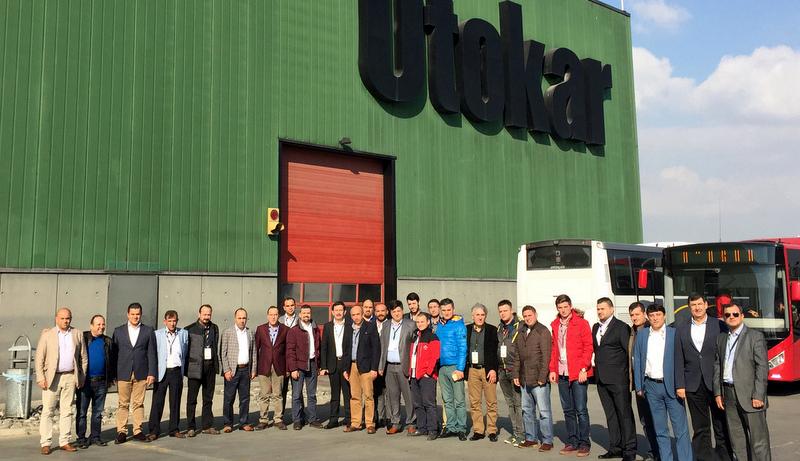 Otokar, 24 yetkili satıcısına eğitim verdi