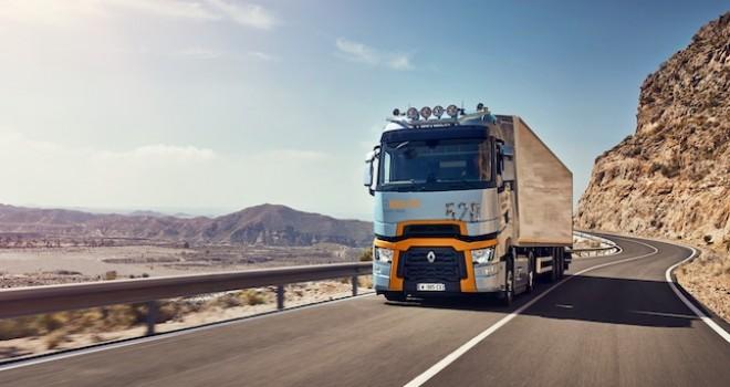 Renault Trucks T serisi yüksek kabinlerde Mayıs kampanyası