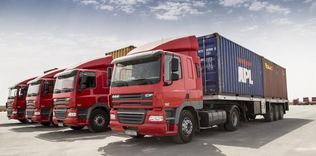 DAF, pazar lideri olduğu Ürdün'de 500. aracını teslim etti