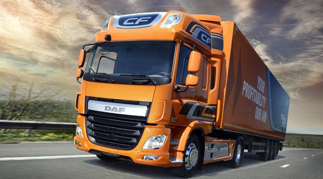 DAF Trucks, 2016'da ödülleri topladı