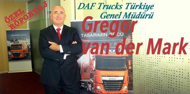 DAF'ın Türkiye'deki hedefi: 2 yıl içinde 2 bin adet araç satmak