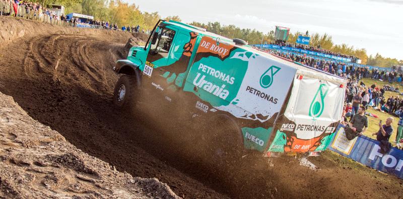 """Dakar Şampiyonu """"Goodyear"""" dedi"""