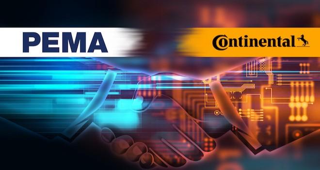 Continental, Avrupalı ticari araç kiralama şirketi PEMA'nın 18 binden fazla aracını dijitalleştiriyor