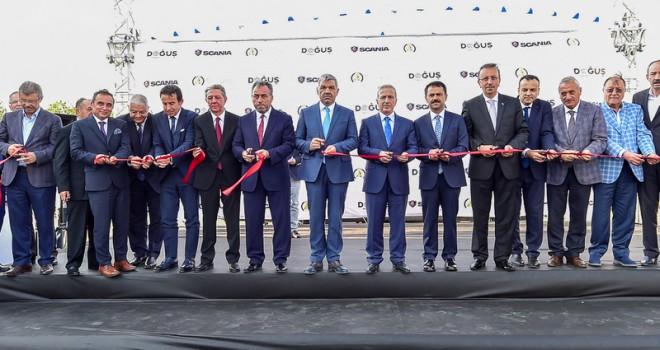Scania'nın Avrupa'daki En Büyük Tesisi Kayseri'de Açıldı