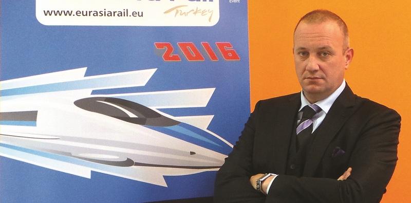 Demiryolu fuarına 70 ülkeden 10 bin ziyaretçi bekleniyor
