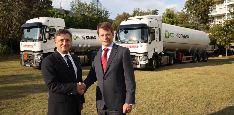 Dev işbirliği... 10 milyon km yol kat edecek, 900 km3 yakıt kullanacak