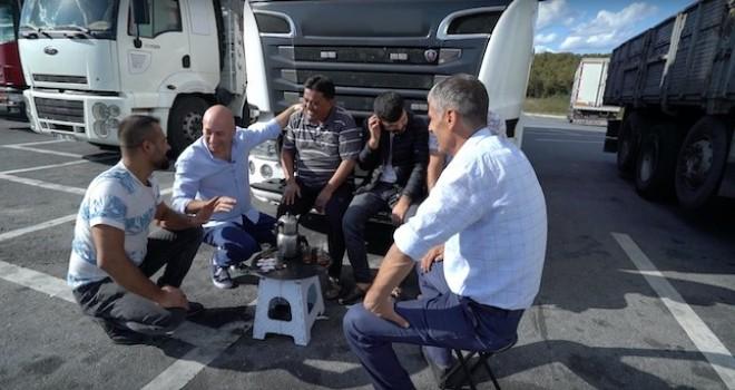 Petrol Ofisi, ağır vasıta şoförlerinin kabinlerini yeniden tasarlıyor