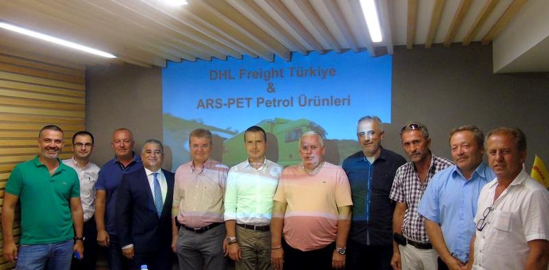 DHL Freight Türkiye, İzmir'de Tedarikçi ve Şoförleri ile Buluştu