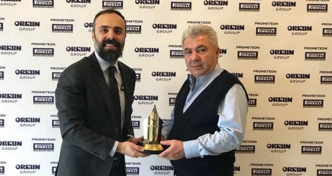Orkun Group vePrometeon Türkiyeişbirliğini uzattı