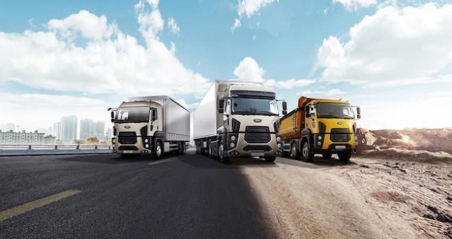 Ford Trucks'tan kışa hazırlık kampanyaları
