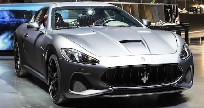 Maserati'den Elektrikli ve Otonom Araç Yatırımı