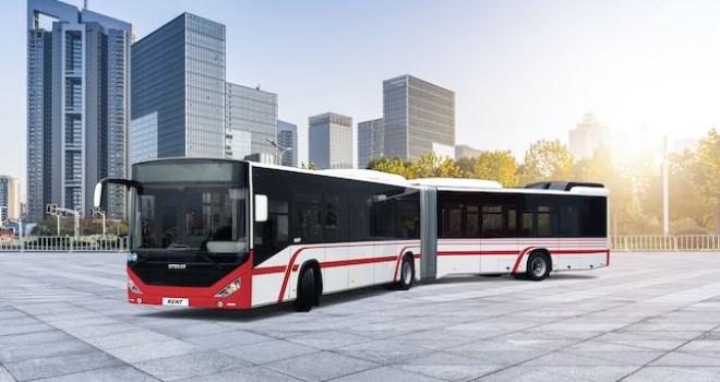 Otokar'dan İzmir'e 52 adet otobüs teslimatı