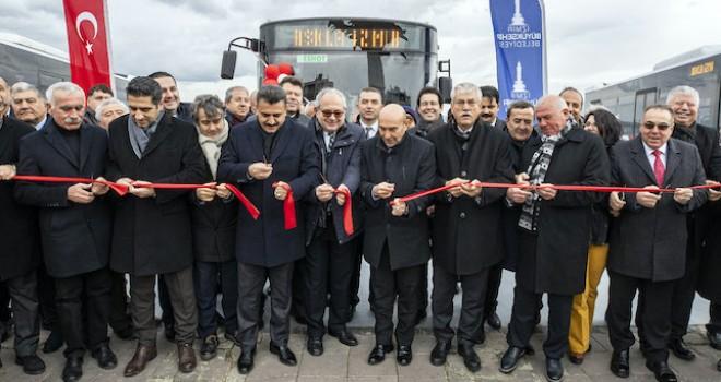 ESHOT 15 adet Kent aldı, İzmir'de Otokar otobüsü sayısı 350'ye ulaştı