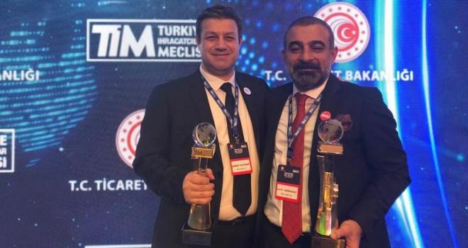 565 Milyon 398 Bin 803 Dolar Hizmet İhracatı Yaptı, Türkiye'nin En Büyük Lojistik İhracatçısı Ödülünün Sahibi Oldu