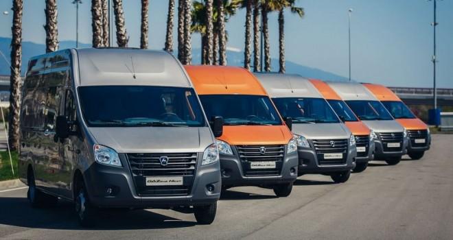 Sakarya'da üretilen Rus ticari GAZelle Next Panelvan satışa sunuldu!