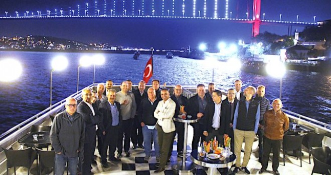 Avrupalı Treyler Üreticileri İstanbul'da Genel Kurul Yaptı