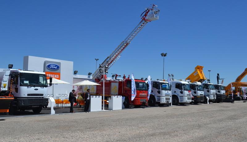 Ford Trucks Diyarbakır'a Çıkarma Yaptı!