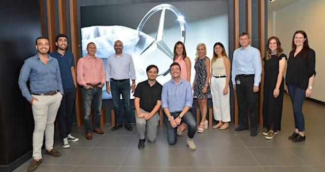 Mercedes-Benz Türk Tersine Mentorluk Programı'nda ikinci dönemi tamamladı
