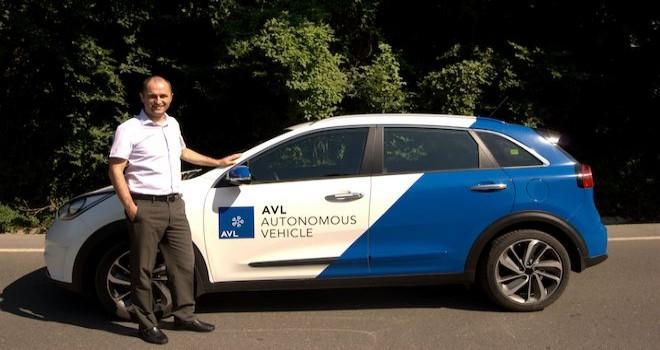 AVL, Türkiye'nin ilk sürücüsüz aracının testlerine başladı