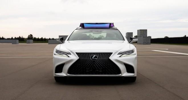 Toyota 'Seviye 4' Otonom Aracını Halka Açık Yollarda Kullanmaya Başlayacak