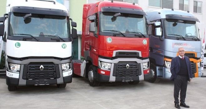 Erman Grup, Renault Trucks yetkili bayi ağına katılıyor