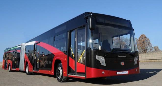 Karsan'dan Roma'ya 227 adet Menarinibus Citymood
