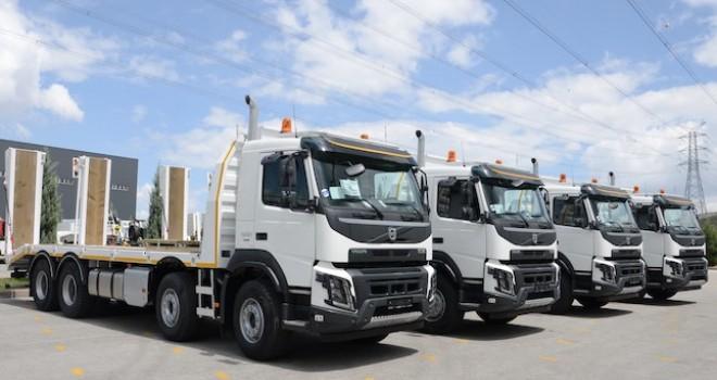 Orman Genel Müdürlüğü'ne 4 adet Volvo FMX 500