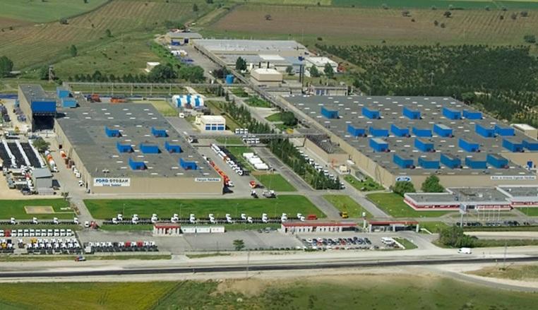 İnönü Fabrikası'nda üretime tekrar başlandı!
