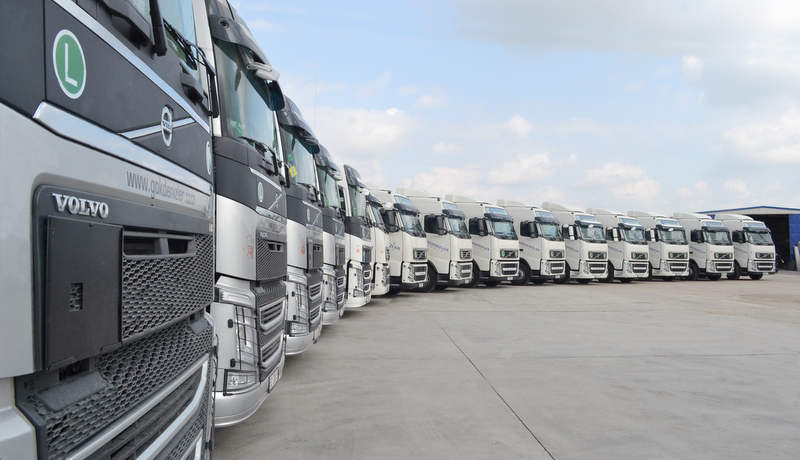20 Volvo aldı çekici sayısını 52'ye çıkardı
