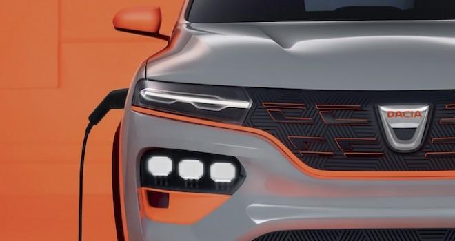 Dacia'dan elektrikli devrim