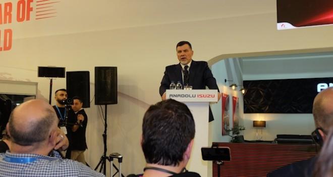 Anadolu Isuzu Genel Müdürü Tuğrul Arıkan: 15 yıldır midibüste ihracat şampiyonuyuz