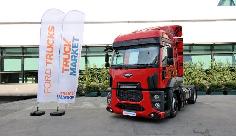 Ford Trucks, 2. El pazarına TruckMarket markası ile girdi
