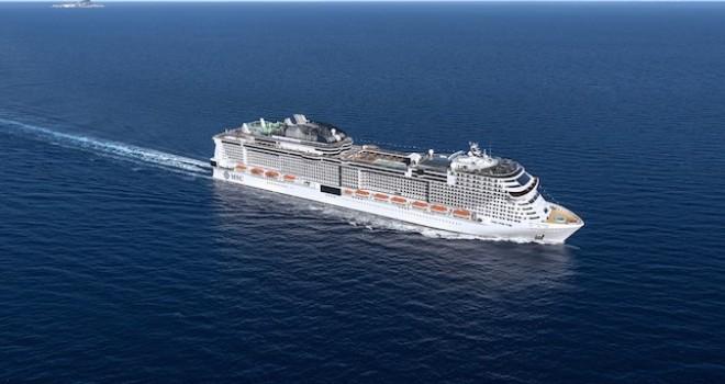 MSC Cruises'dan çevreci gemi yatırımı