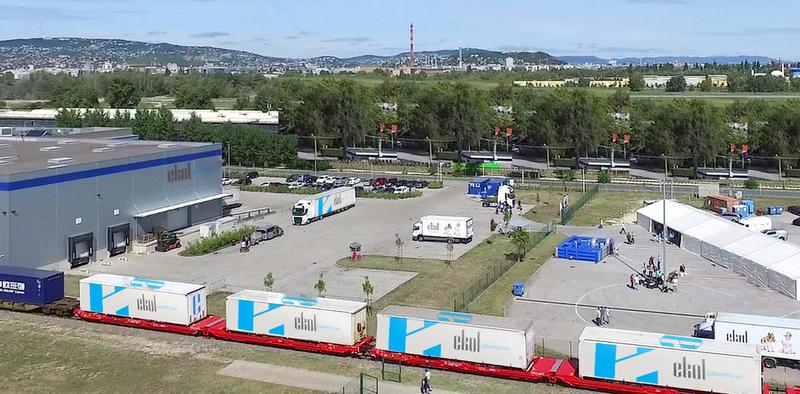 Ekol, Macaristan-Almanya blok tren seferini başlattı!