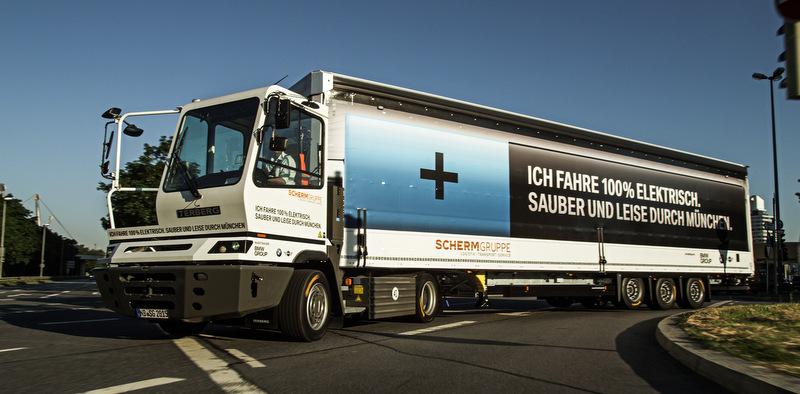 Elektrikli kamyon Avrupa'da yaygınlaşıyor!