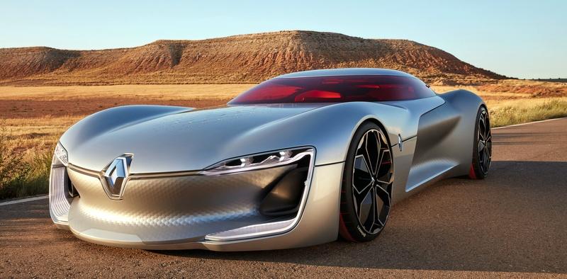 En Güzel Konsept Otomobili Seçildi....O yüzde 100 elektrikli bir GT